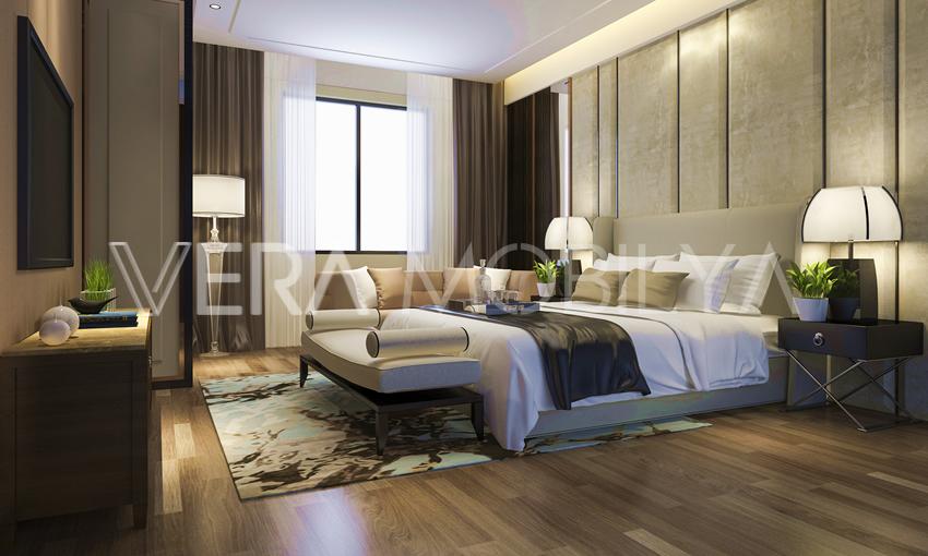 Ankara Yatak Odası
